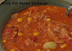 Quick And Easy Brunswick Stew Crock Pot Recipe Exchange